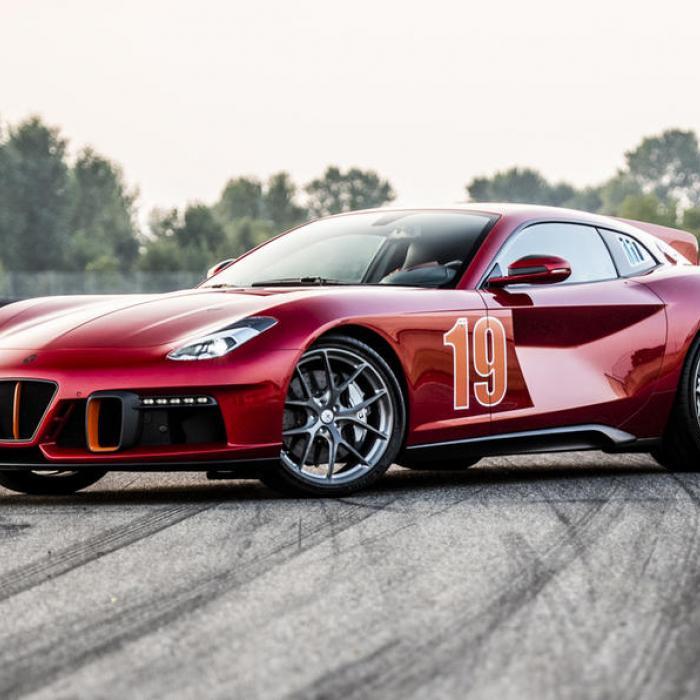 Touring Superleggera Aero 3: Dit is geen Ferrari ... meer!