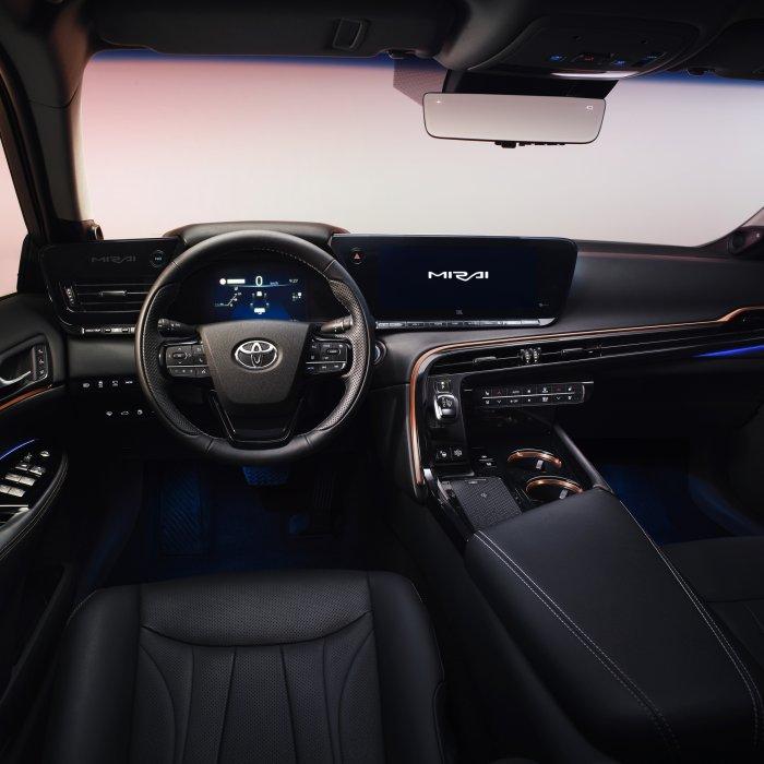Test: Toyota Mirai op waterstof (2021)