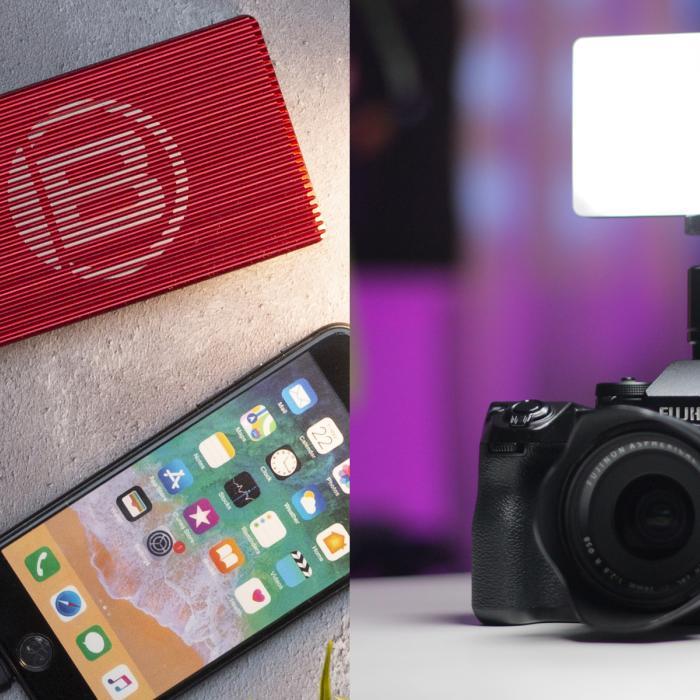 Ideaal voor de hobbyfotograaf! Win een Bresser Pocket Light