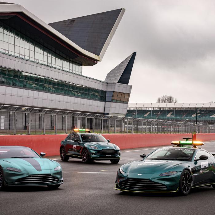 Aston Martin viert Formule 1-terugkeer met Vantage F1 Edition