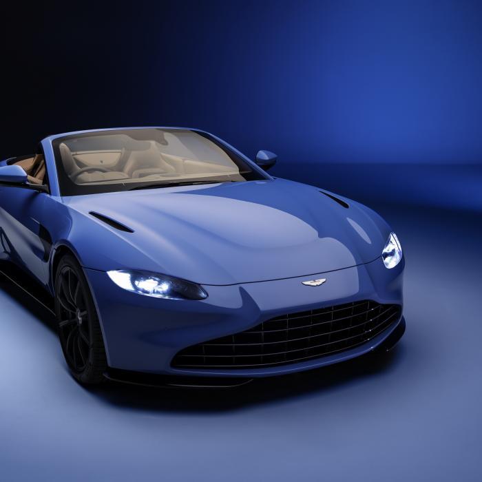 Britse bedrijfje geeft Aston Martin Vantage 'normale' grille