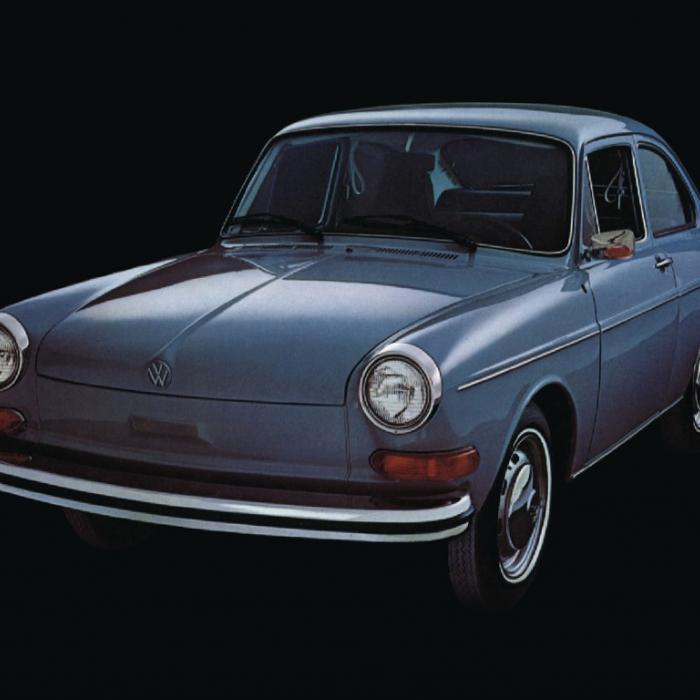 Volkswagen 1500 en 1600: een Kever met manieren