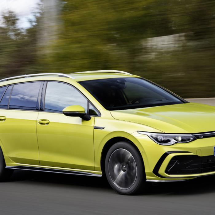 Test - De nieuwe Volkswagen Golf Variant is dé variant voor klussers