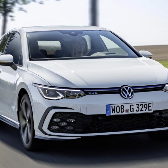 De Volkswagen Golf GTE maakt zuinig rijden leuk