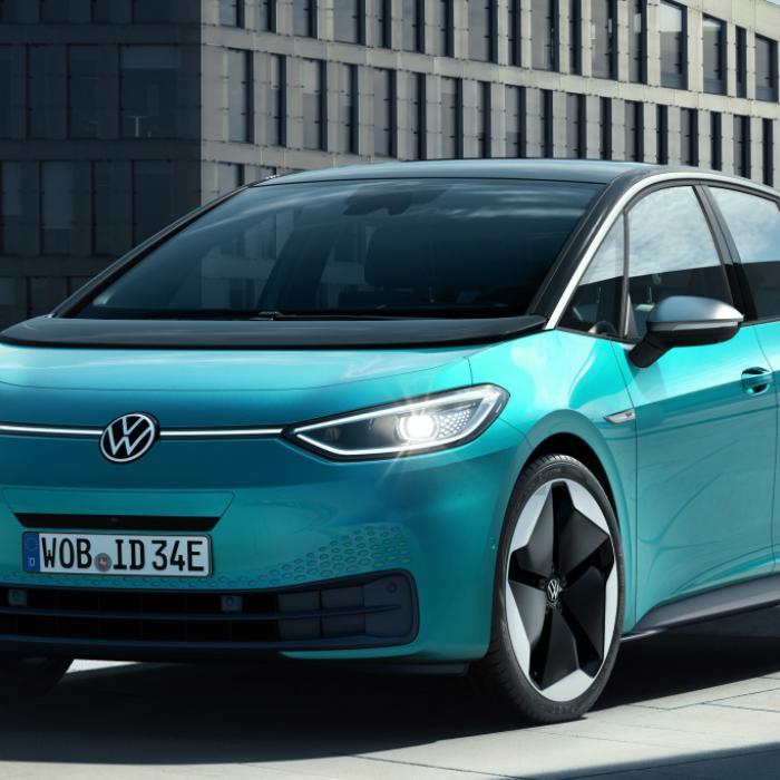 Europees marktaandeel elektrische auto's enorm in de lift