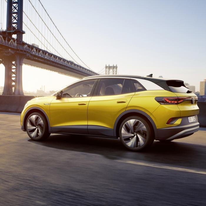 Skoda Enyaq iV al snel 3000 euro duurder dan Volkswagen ID.4 (beide 77 kWh)
