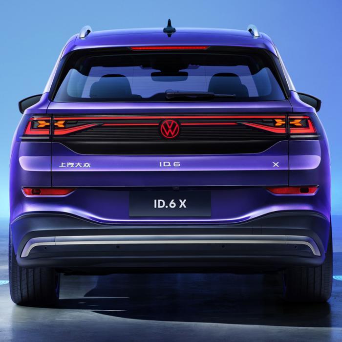 Als je een Volkswagen ID.4 verlengt, krijg je deze Volkswagen ID.6