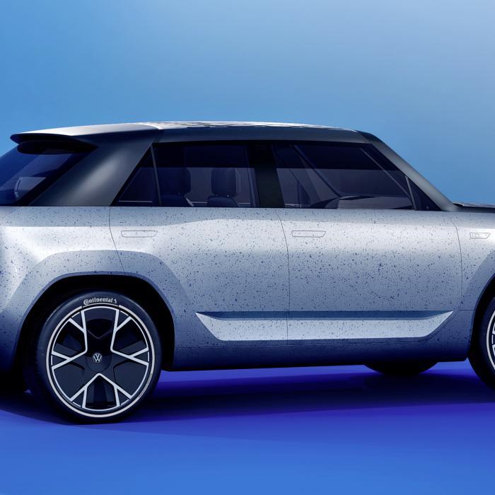 De Volkswagen ID. Life is voor jonge kopers ... die 25.000 euro kunnen ophoesten