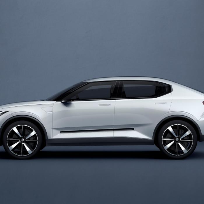Volvo 40.2 Concept - Ja, de Polestar 2 is een 'afdankertje' van Volvo