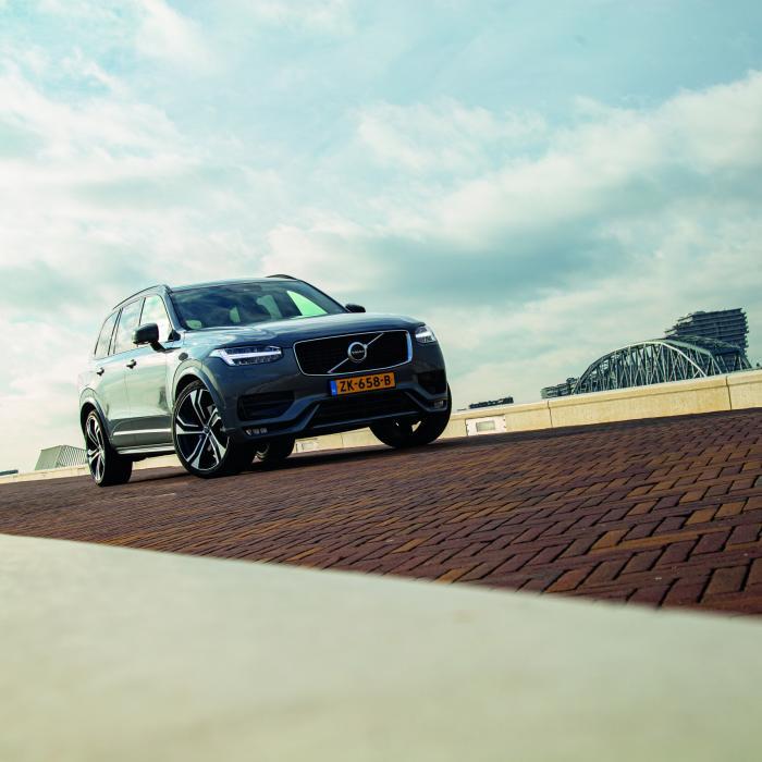 Eerste review Volvo XC90 B5