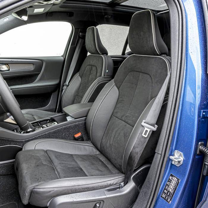 Volvo tegen Mercedes: wie bouwt de meest comfortabele hybride suv?