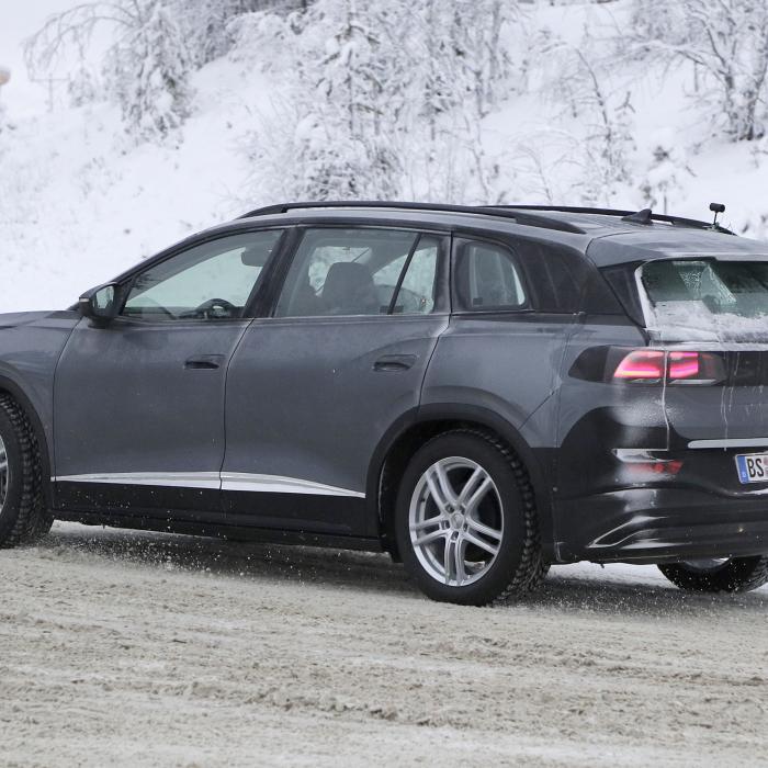 Elektrische Volkswagen ID.4 krijgt langere broer: de Volkswagen ID.6
