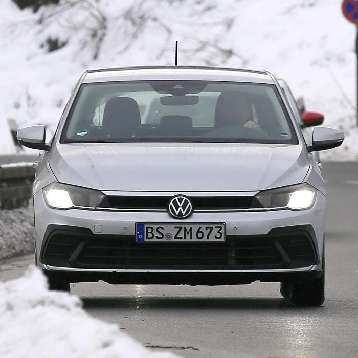 Nieuwe Volkswagen Polo onderweg