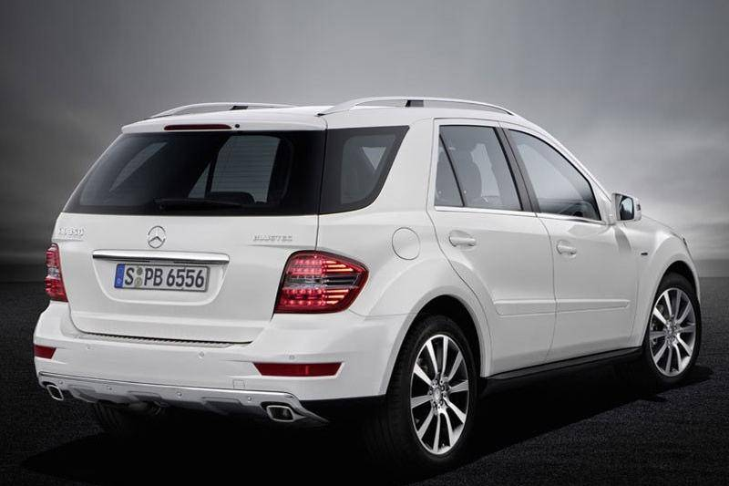 Brisk Magazine Mercedes Benz Introduceert Ml Edition 125