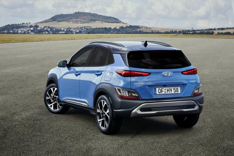 Nose-job doet Hyundai Kona goed