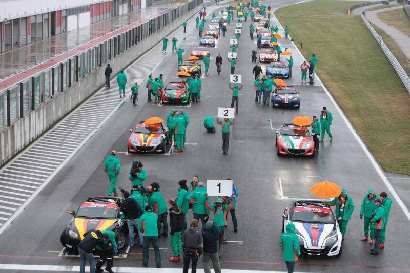 Reportage: Mazda MX-5 Open Race