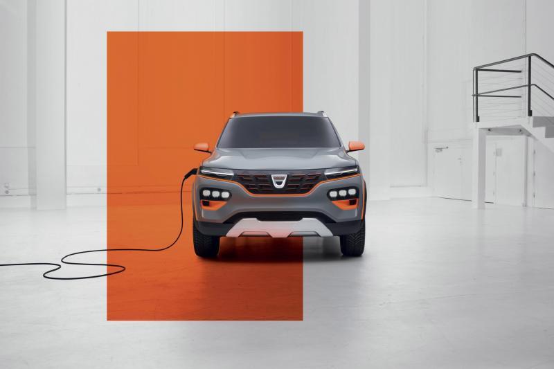 Dacia Spring Concept: zo gaat de goedkoopste EV van Europa eruit zien