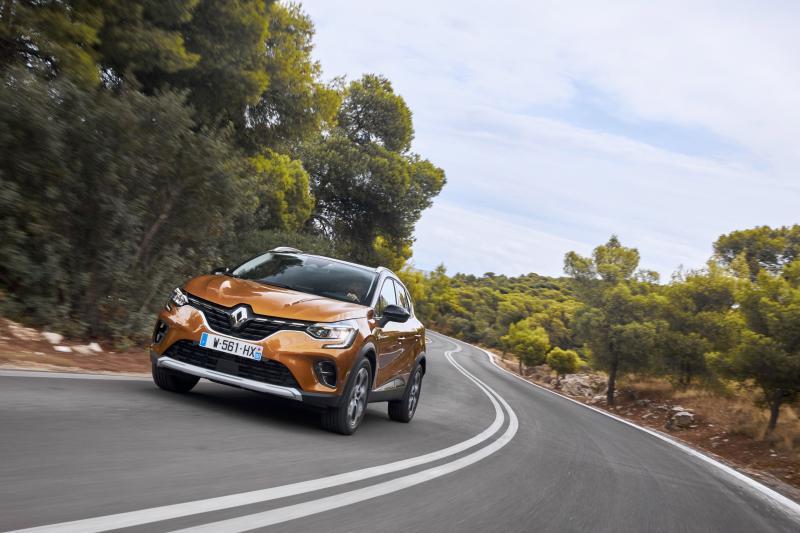 Eerste review Renault Captur (2020)