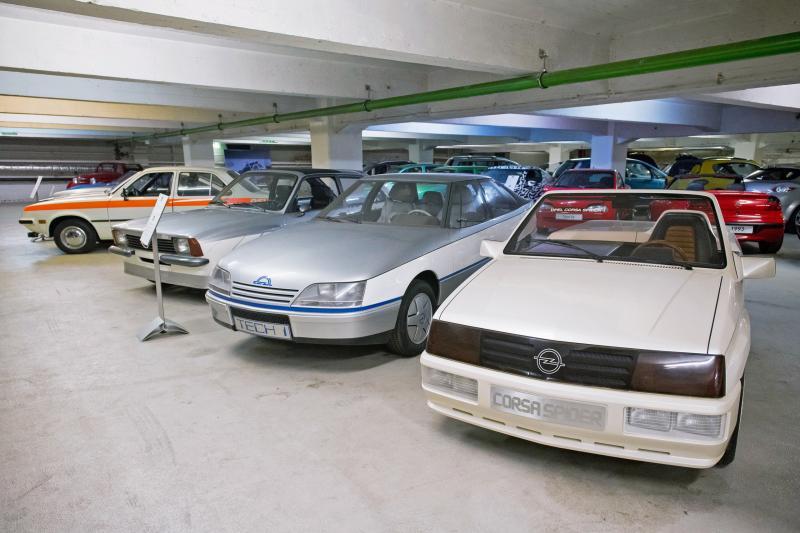 Bezoek nu Opel Classic in Rüsselsheim! Vanuit je luie stoel ...