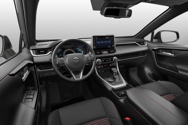 Is de Suzuki Across echt 25.000 euro duurder dan de Toyota RAV-4?