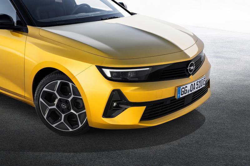 Volledig elektrische Opel Astra-e komt pas in 2023 op de markt