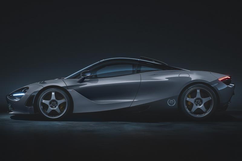 Speciale McLaren 720S viert Le Mans-overwinning van McLaren F1