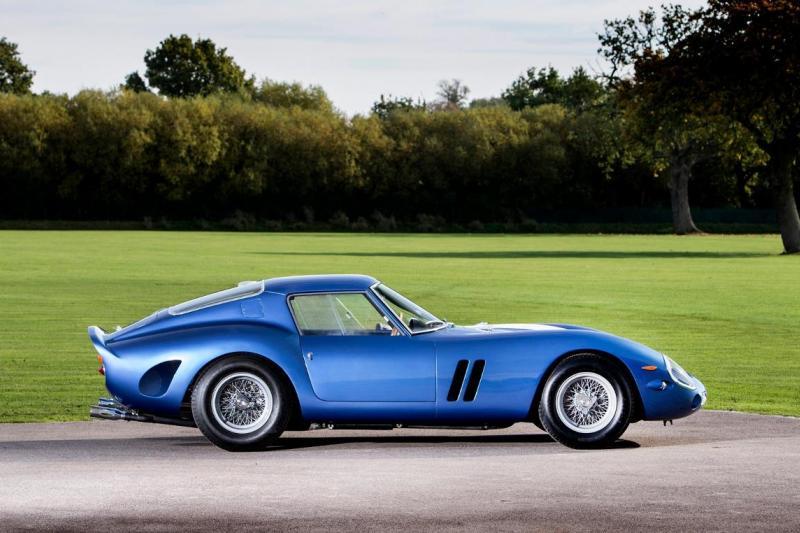 Koekje van eigen deeg! Ferrari verliest rechten op iconische 250 GTO