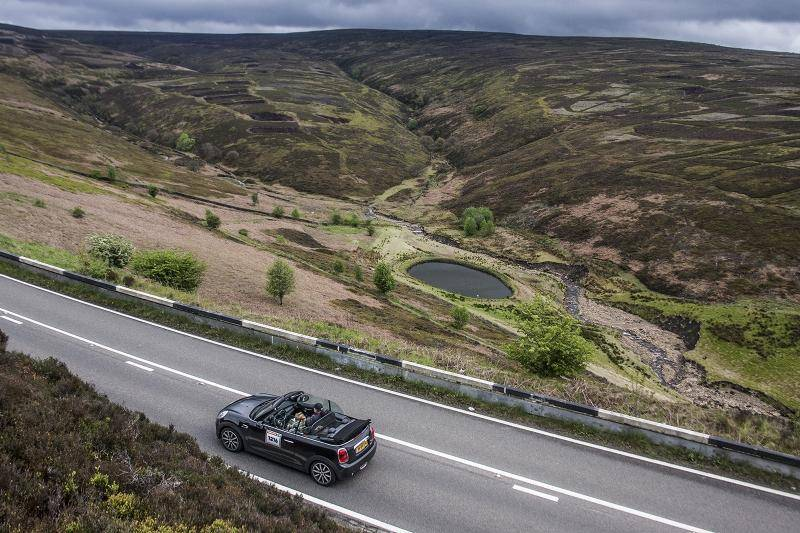 Dag 2 Ramble Rally: schaapjes tellen in Peak District
