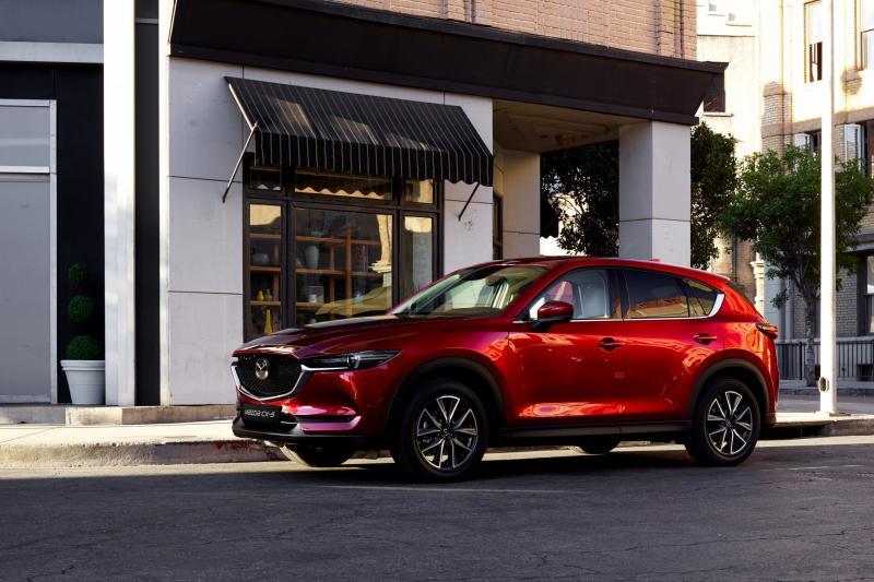 Eerste review Mazda CX-5 Skyactiv-D (2021): wat is een diesel toch heerlijk!