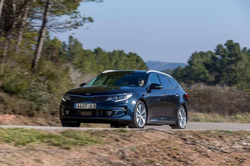 5 wist-je-datjes over de Kia Optima Sportswagon