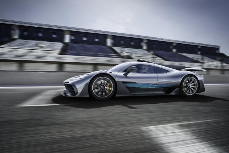 Waarom blijft Mercedes-AMG de (Project) One maar uitstellen?