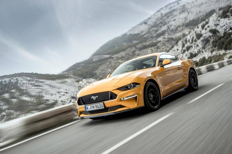Autotest | Ford Mustang