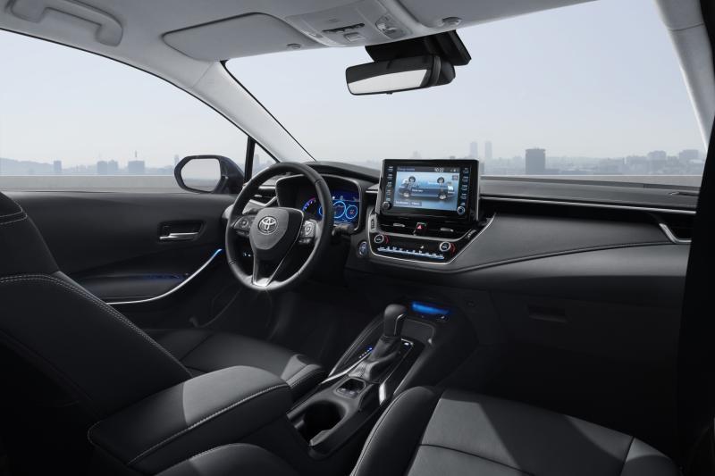 Wanneer komt de Toyota Corolla en wat kost-ie?