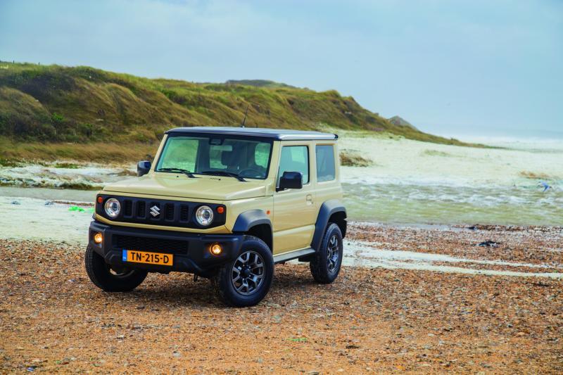 Test: Suzuki Jimny