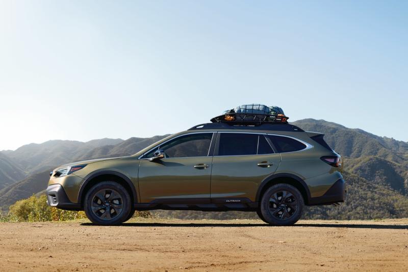 Zo nieuw is die nieuwe Subaru Outback nou ook weer niet