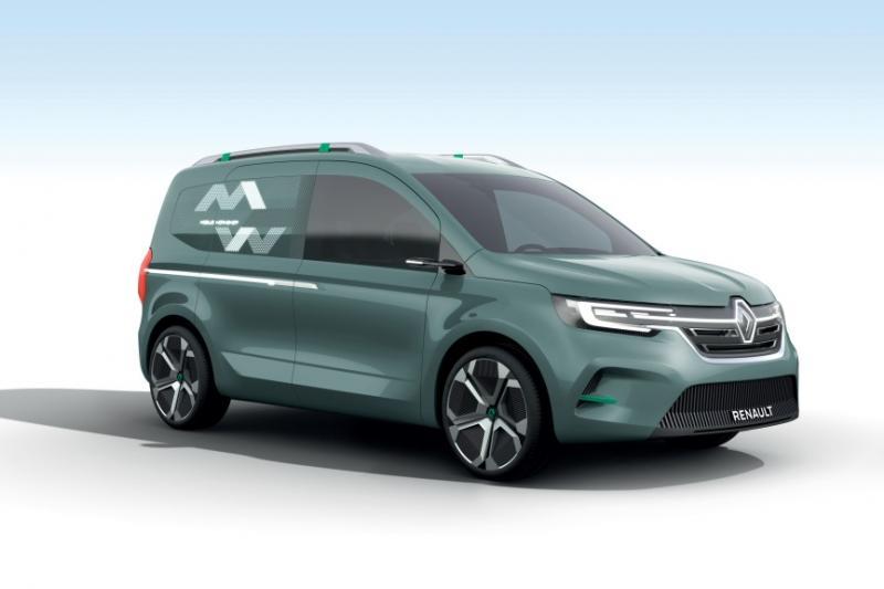 Zo komt de nieuwe Renault Kangoo eruit te zien