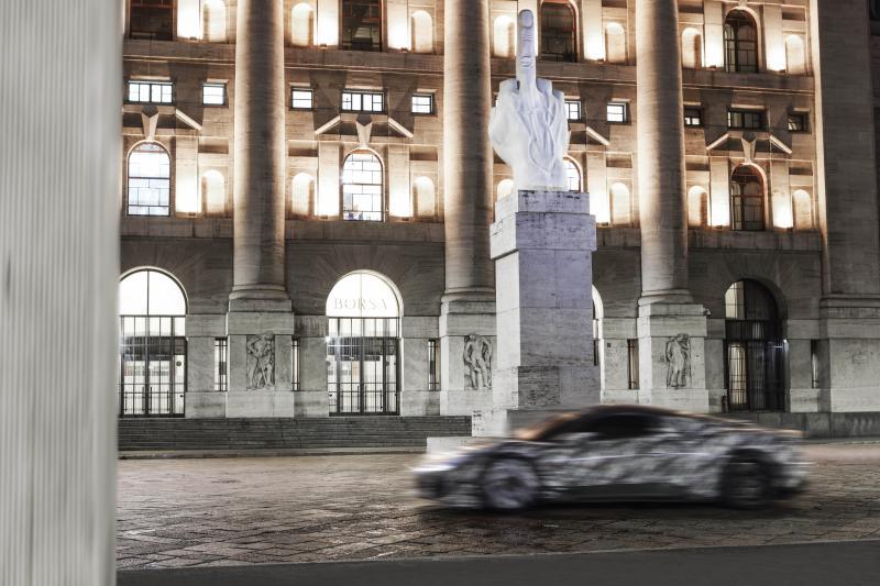 Maserati geeft ons allemaal de middelvinger