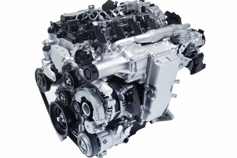 Zó werkt de Skyactiv-X motor van Mazda