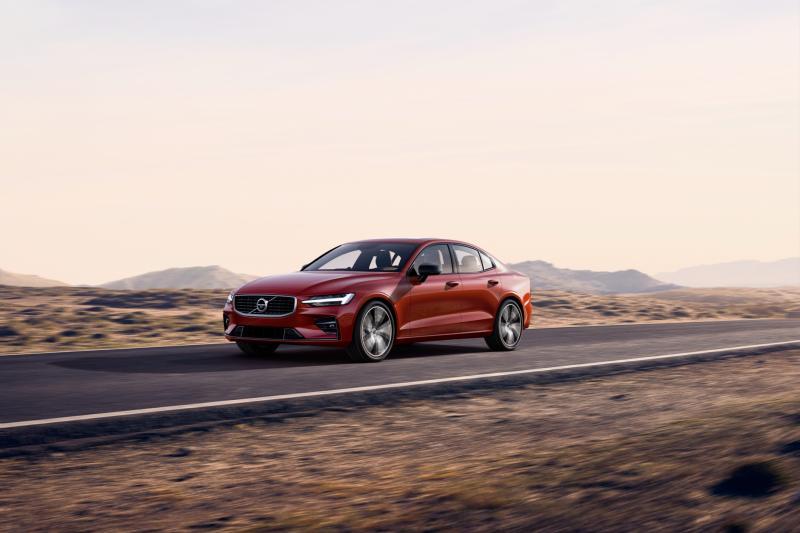 Rij-impressie Volvo S60: is het nou een sportsedan of niet?
