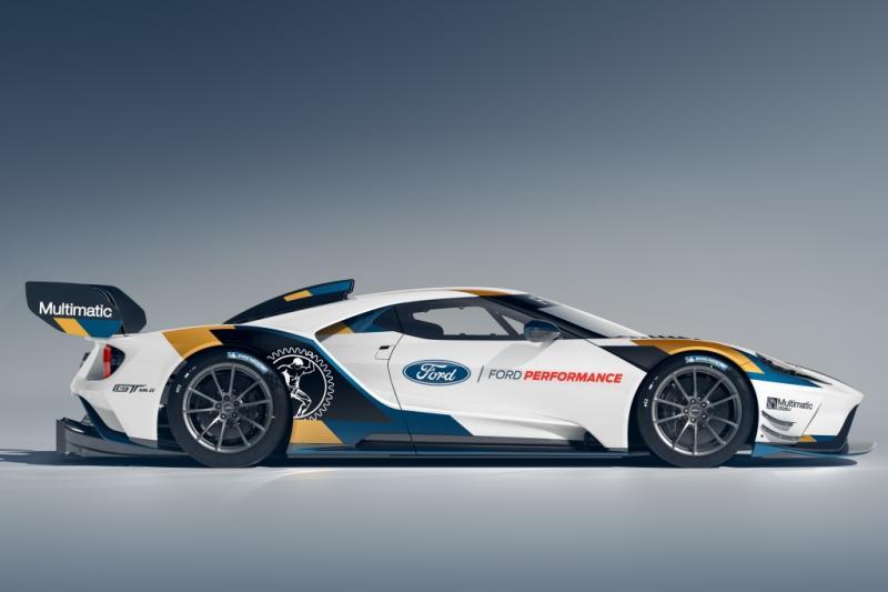 Spelen op het circuit met de Ford GT Mk II? Dat kost 1,2 miljoen dollar