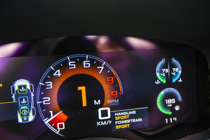 O McLaren 570S Spider é irresistível