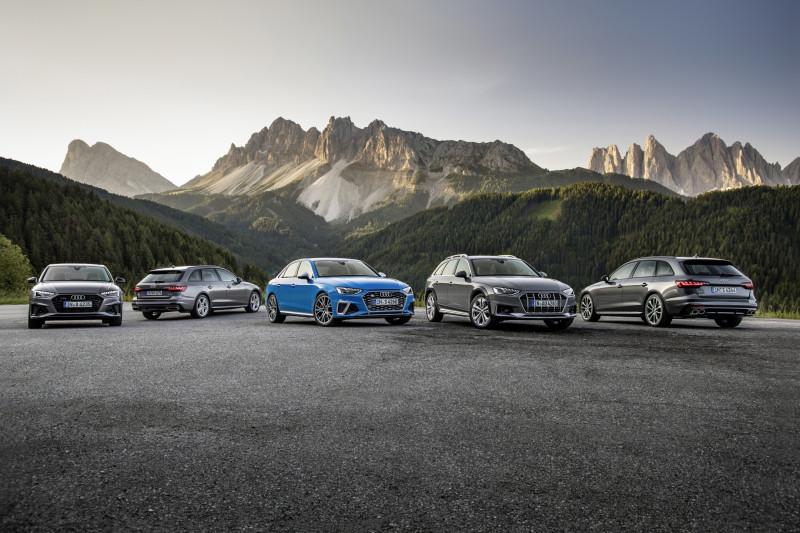 Eerste review Audi A4 (2019)
