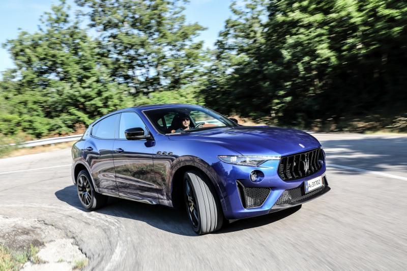 Maserati Levante Trofeo (2019)