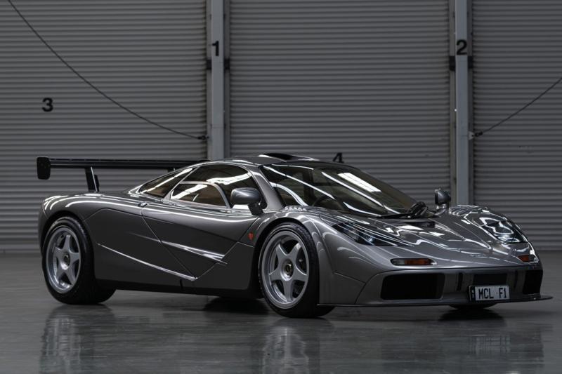Waarom gaat deze McLaren F1 LM Specification 20 miljoen opbrengen?