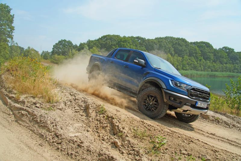 Eerste review: Ford Ranger Raptor