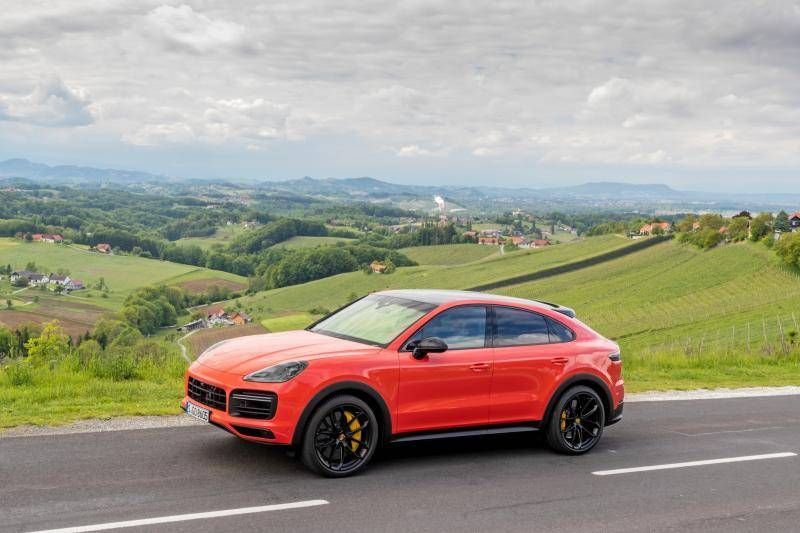 Eerste review: Porsche Cayenne Turbo Coupé (2019)