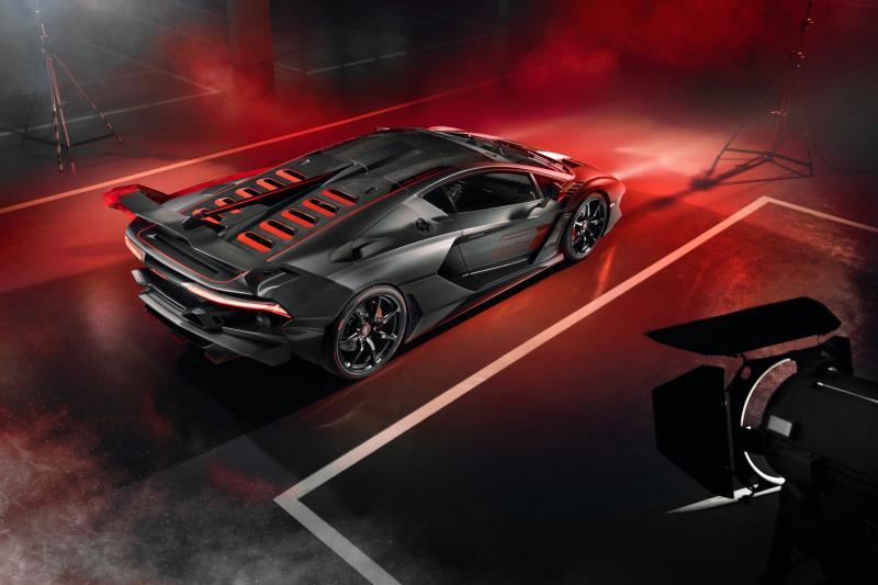 Verschijnt Lamborghini aan de start van de 24 uur van Le Mans?