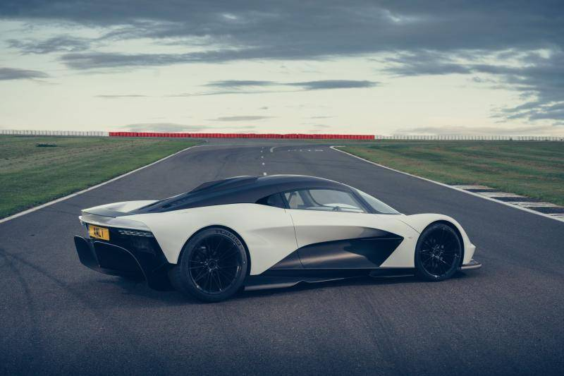 New V6 in Aston Martin Valhalla becomes strongest Aston Martin engine