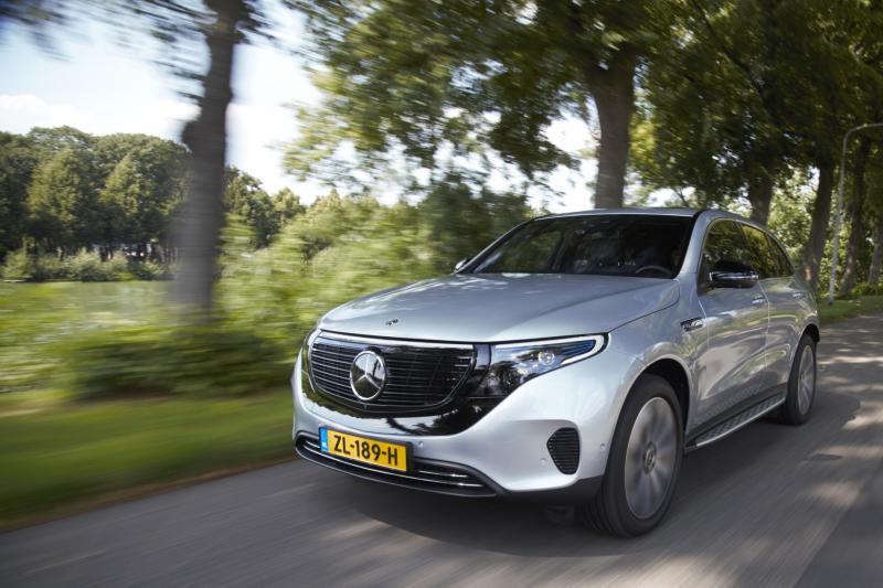 Eerste review: Mercedes EQC