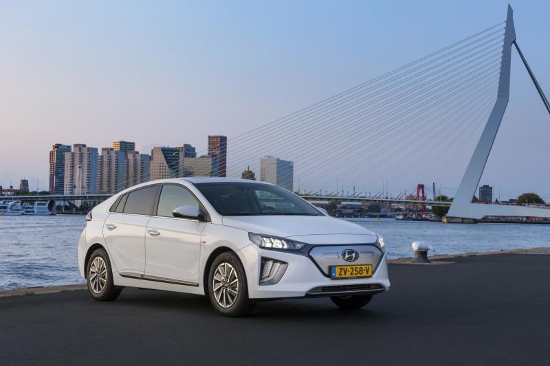 Eerste review Hyundai Ioniq Electric (2019)